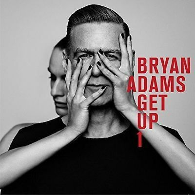Bryan Adams - Get Up 2015 : You Belong to Me - Brand New Sealed Music Audio CD