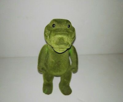 Vintage Forest Families Cocodrile father 80th (Barenwald Sylvanian Families)rare