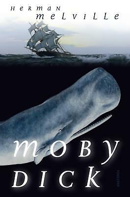 Moby Dick Melville, Herman