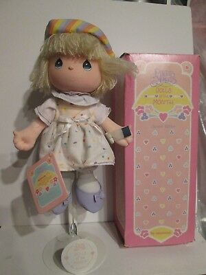 PRECIOUS MOMENTS  Applause Dolls of the Month ~ JANUARY ~  2nd Edition ~ 1988