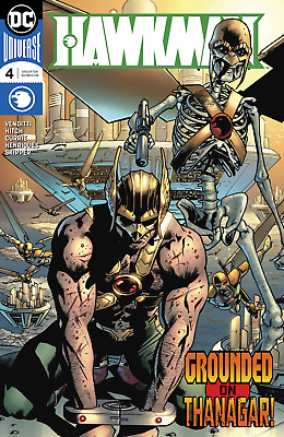 Hawkman #4 (2018) Bryan Hitch or Dale Keown Covers *SALE*