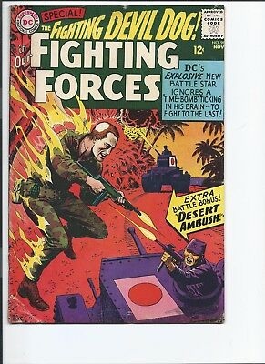 Our Fighting Forces #96 (Nov 1965, DC)