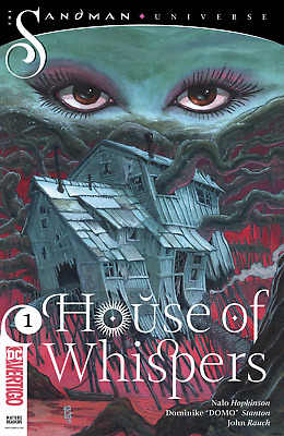House of Whispers #1 (NEW Sandman Universe Series) Murray or Sienkiewicz *SALE*