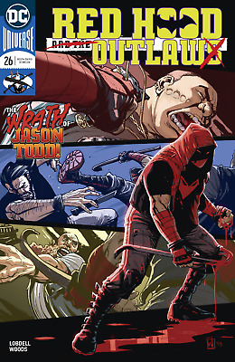 Red Hood And The Outlaws (Red Hood Outlaw) #26 Woods or Putri Covers *SALE*
