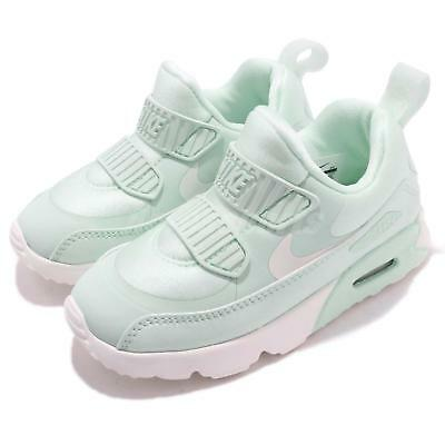 c33833ca1786 Nike Air Max Tiny 90 TD Igloo Green White Toddler Infant Running Shoe  881928-300