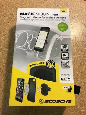 Scosche Magic Mount Vent Magnetic Mount for mobile devices!