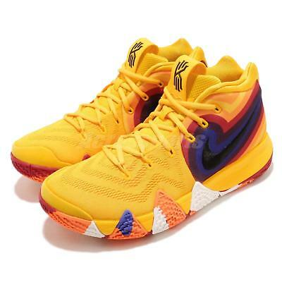 08e0242b419 NIKE KYRIE 4 EP 70s Uncle Drew Decades Pack Yellow Basketball Shoes  943807-700 - EUR 129