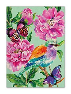 Museums /& Galleries 2019 Year Planner Diary Parrot Tulip