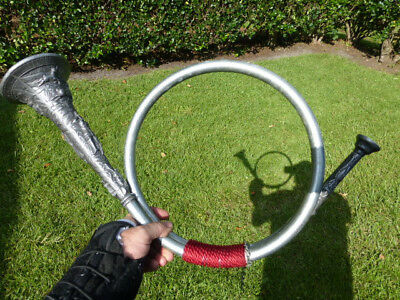 Antique hunting post horn