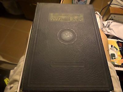 New International Atlas Of The World Deluxe 1942 Edition Geographical Publishing
