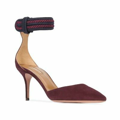 a6acf36bc8c NEW AUTH GUCCI Marmont GG Fringe Suede 75mm Ankle Boots Women Brown ...