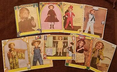 9 Shirley Temple Wheaties Box Back Pictures