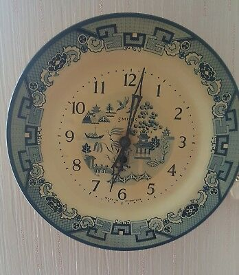 Wall clock (Smiths ) vintage smiths clock in good condition