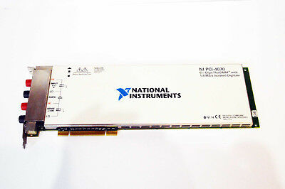 National Instruments Ni PCI-4070 Multimeter Karte 6-1/2 Ziffern, Ni Daq Dmm