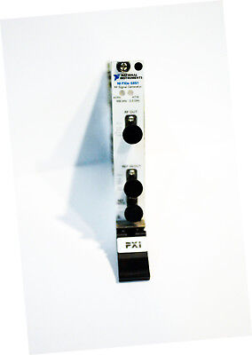National Instruments Ni PXIe-5651 Pxie , 3.3 Ghz, Pxi RF Analog Signal Generator