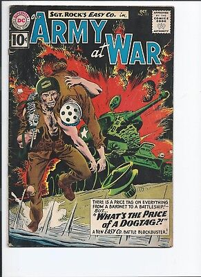 Our Army at War #111 (Oct 1961)