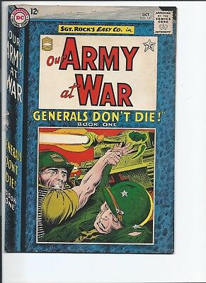 Our Army at War #147 (Oct 1964)