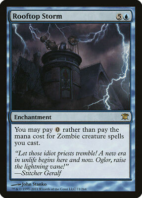 Thoughtlace Unlimited PLD-SP Blue Rare MAGIC THE GATHERING MTG CARD ABUGames