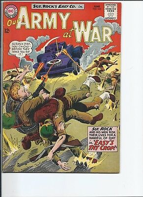 Our Army at War #143 (June 1964)