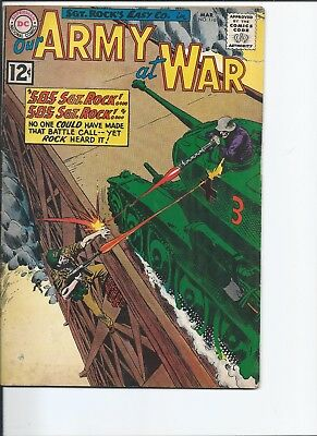 Our Army at War #116 (March 1962)