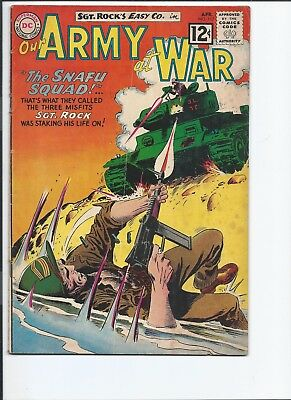 Our Army at War #117 (April 1962)