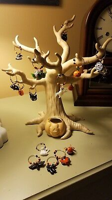 Lenox Halloween Treat Tree - RARE & HTF - MINT