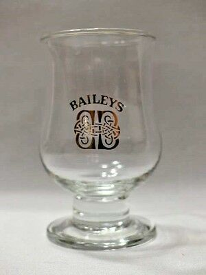 Baileys Irish Cream Shot Cordial Glass Stem Footed Party Collectible Gift