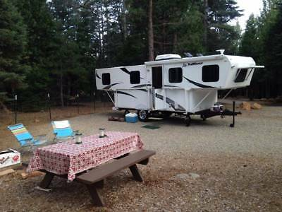 2008 Trailmanor 2720SL hard-sided pop-up travel trailer, Price Reduced