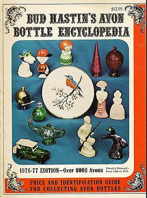 Bud Hastin's Avon Bottle Encyclopedia (1976, Spiral Bound)