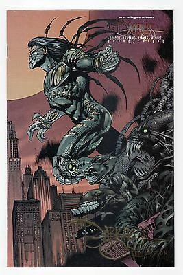 The Darkness (1996) #28 Keu Cha GOLD FOIL midwest VARIANT Limited Edition