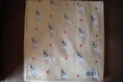 NWT Forever 21 French Bulldog Tote bag