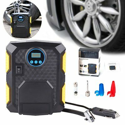 12v Car 150PSI Portable Electric Digital Inflator Pump Air Compressor Tyre Tire