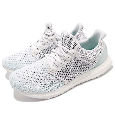 sports shoes 325c4 167d5 adidas UltraBOOST Parley LTD 4.0 Cloud Footwear White Blue Spirit Men BB7076