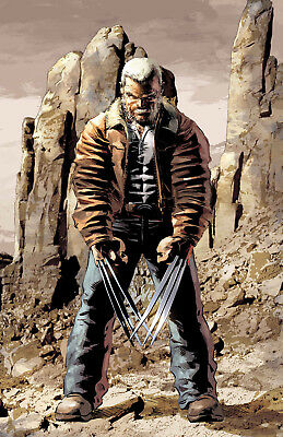 Old Man Logan #50 Deodato Final Issue Var (Marvel 2018) - 10/31/18