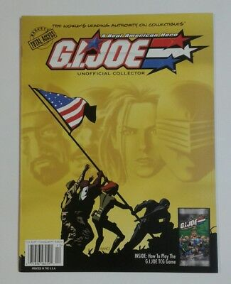 Beckett Total Access G.I. Joe A Real American Hero Unofficial Collector Magazine