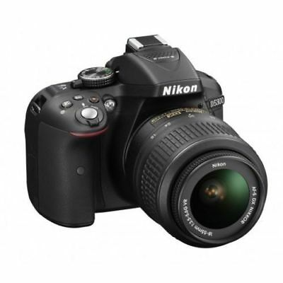 Nikon D5300 DSLR Camera with 18-55mm Kit 1522 FREE SHIPPING