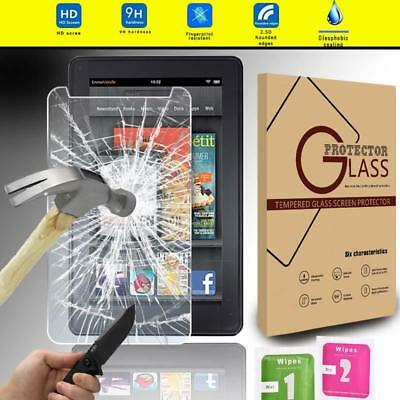 Tablet Tempered Glass Screen Protector For Amazon Kindle Fire 7(1st gen 2011)