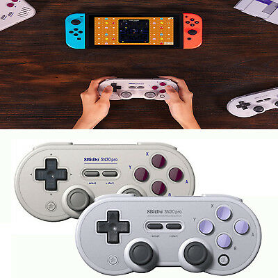 Wireless 8Bitdo SN30 Pro G Gamepad Controller for NS Switch PC Phone Games