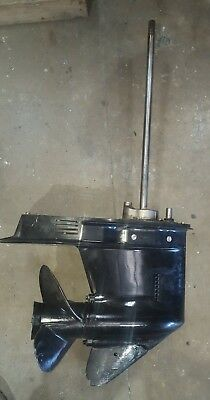 50hp 55hp 60hp mercury outboard gearbox