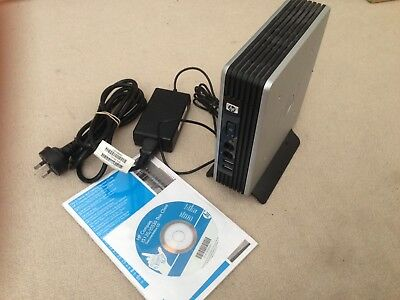 HP Compaq t5530 Thin Client with power supply