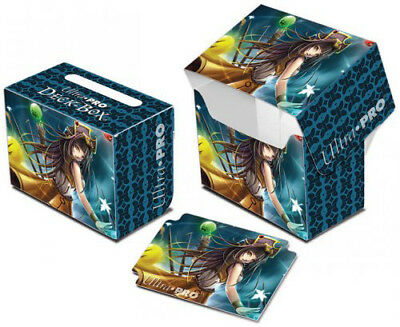 Go for the Throat Monte Moore Card Storage Box Ultra Pro GAMING SUPPLY BRAND NEW