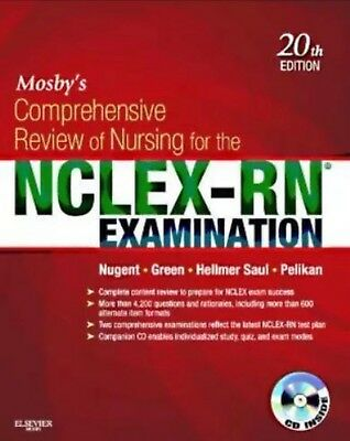 Mosby's Comprehensive Review Of Nursing For The NCLEX-RN Examination (PDF)