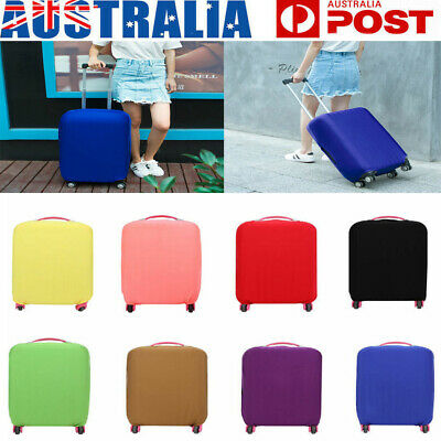 18-30 Travel Elastic Luggage Suitcase Cover Protective Bag Dustproof Protector