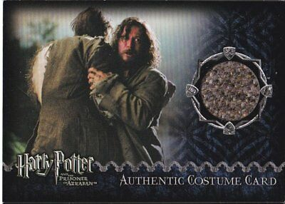 Harry Potter POA Costume Card Remus Lupin #1