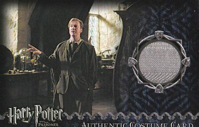 Harry Potter POA Costume Card Remus Lupin #2