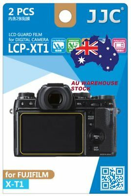 JJC LCPXT1 LCD Guard Film Camera Screen Display Protector for FUJIFILM X-T1 X-T2