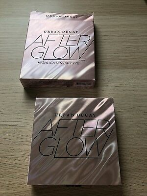 BNIB Urban Decay After Glow Palette Highlighter