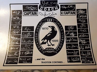 Port Adelaide Magpies Poster