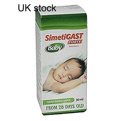 SIMETIGAST Sab Simplex Baby Drops-Colic, Bloating,Stomach Aches 30ml ‼️SALE‼️