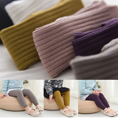 Baby Toddler Infant Kids Girls Cotton Warm Pantyhose Socks Stockings Tights Warm